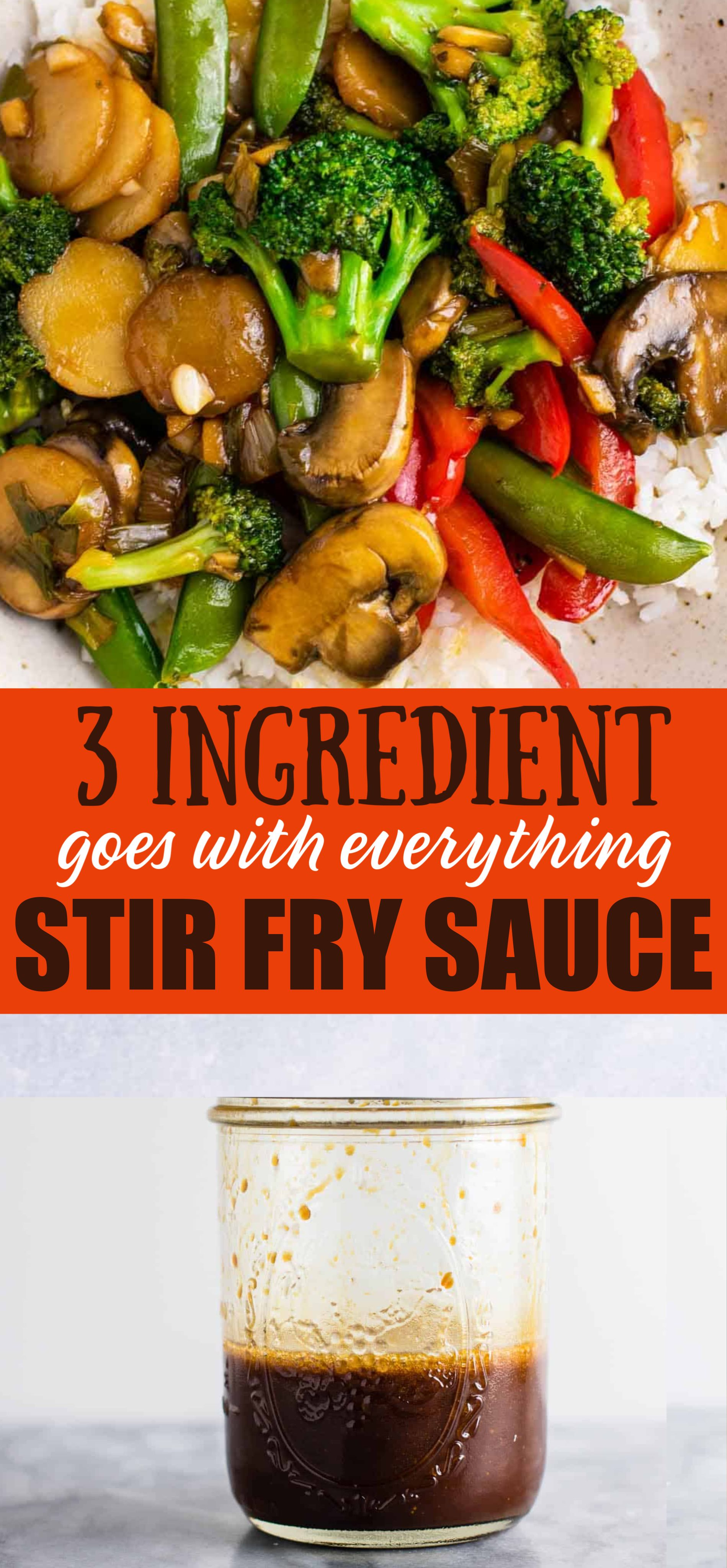 I Can U0026 39 T Live Without This 3 Ingredient Stir Fry Sauce   We