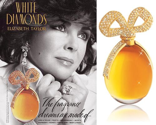 Nia Long Makes History As The New Face Of White Diamonds Perfume