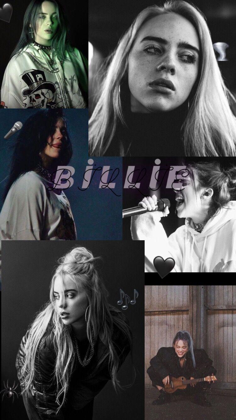 Billie Eilish Wallpaper Billie Billie Eilish Edgy Wallpaper