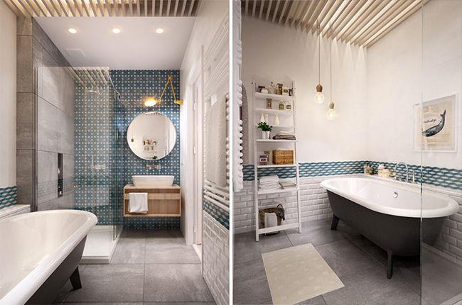 Inspiration déco, architecte Int2 | DECO : SDB | Pinterest ...