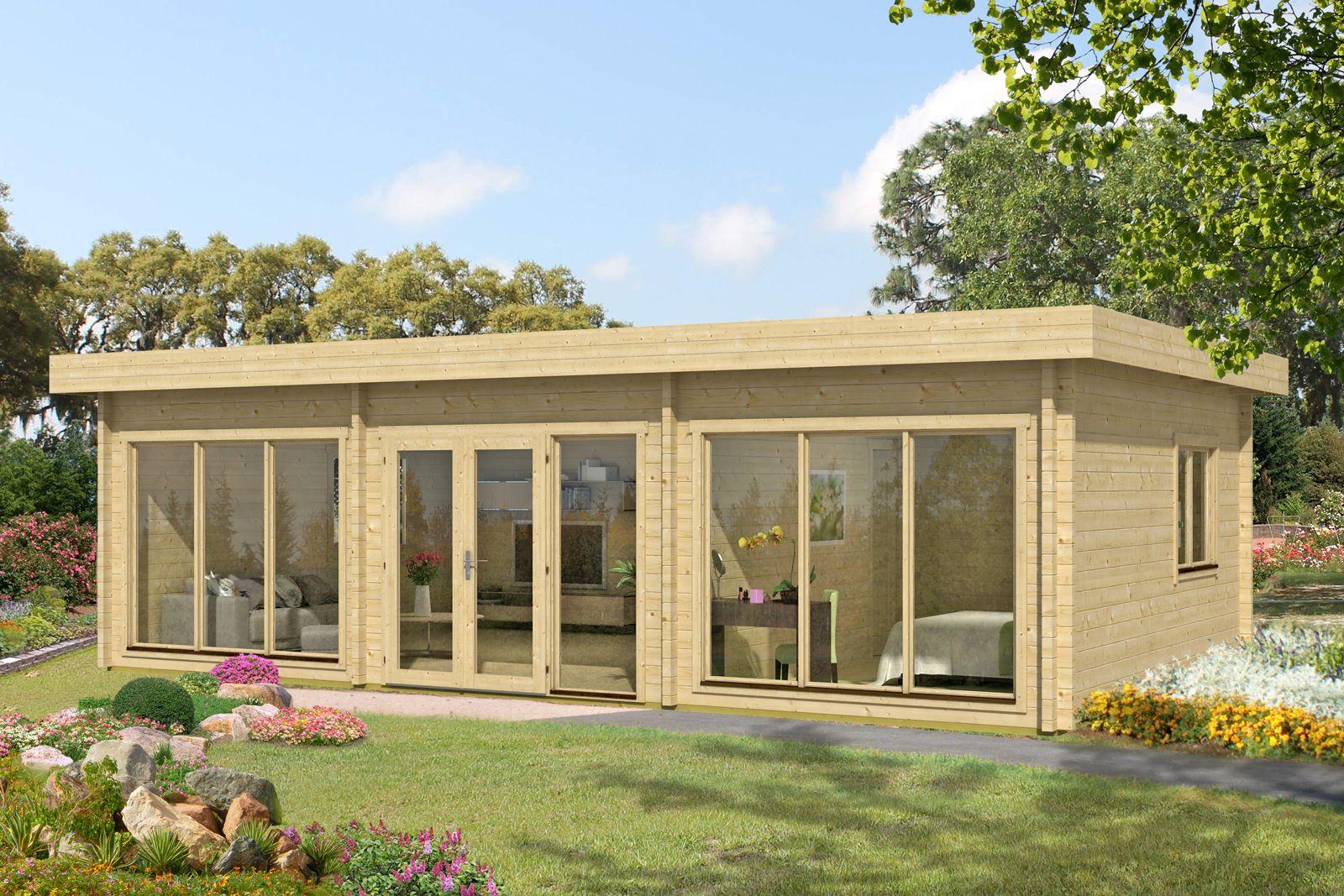 Gartenhaus Modell Campus70 Gartenhaus, Haus und