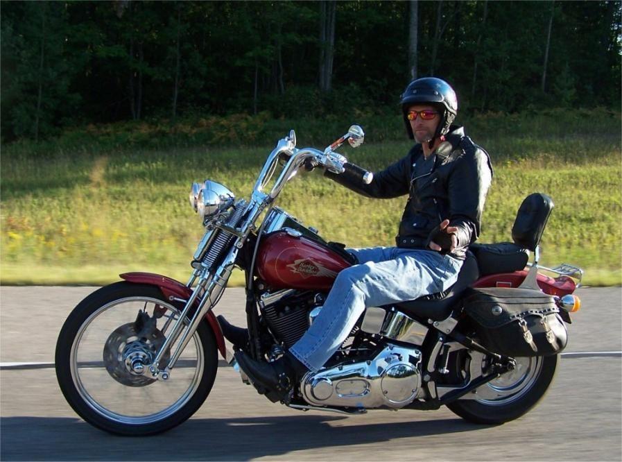 Kawasaki Classic Buckhorn Handlebars