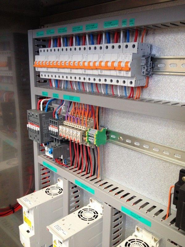 Custom Electrical Control Panels