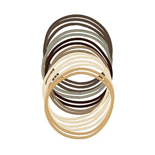 Goody Ouchless Extra Long Elastic Hair Ties Assorted Primal Neutral Colors  Pack of 3    Read more at the image link. (This is an Amazon affiliate link) d96de4481d7
