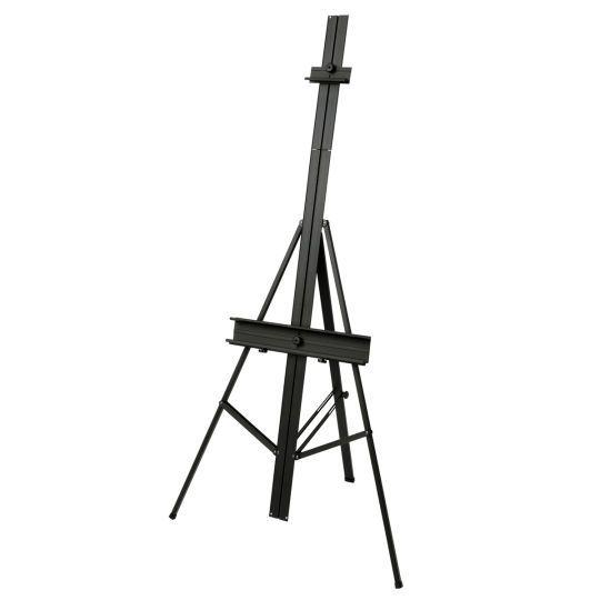 Gigante Studio Easel By Artist S Loft Studio Easels Floor Easel Adjustable Easel