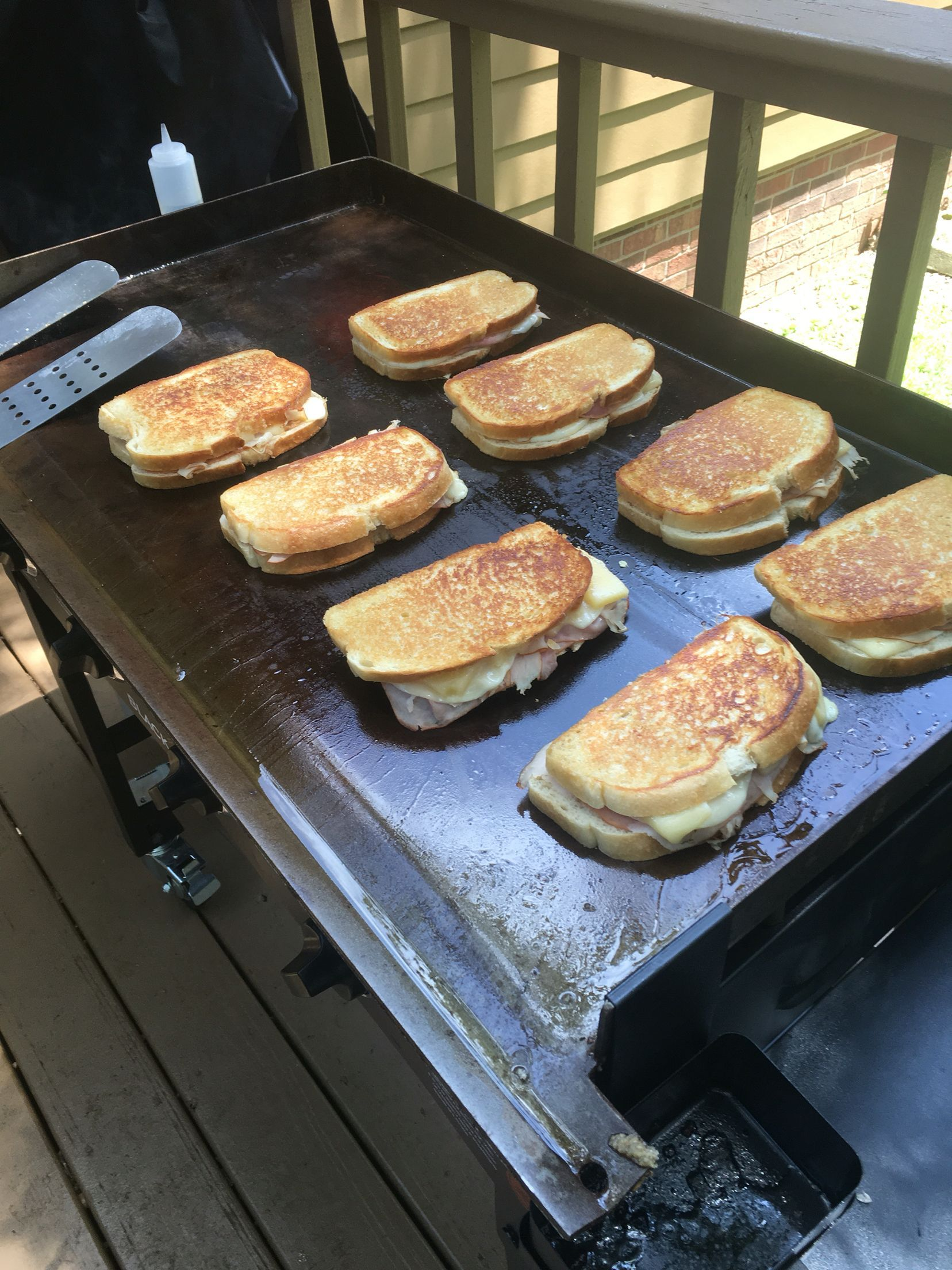 Griddle meals  Griddle recipes, Outdoor griddle recipes, Griddle