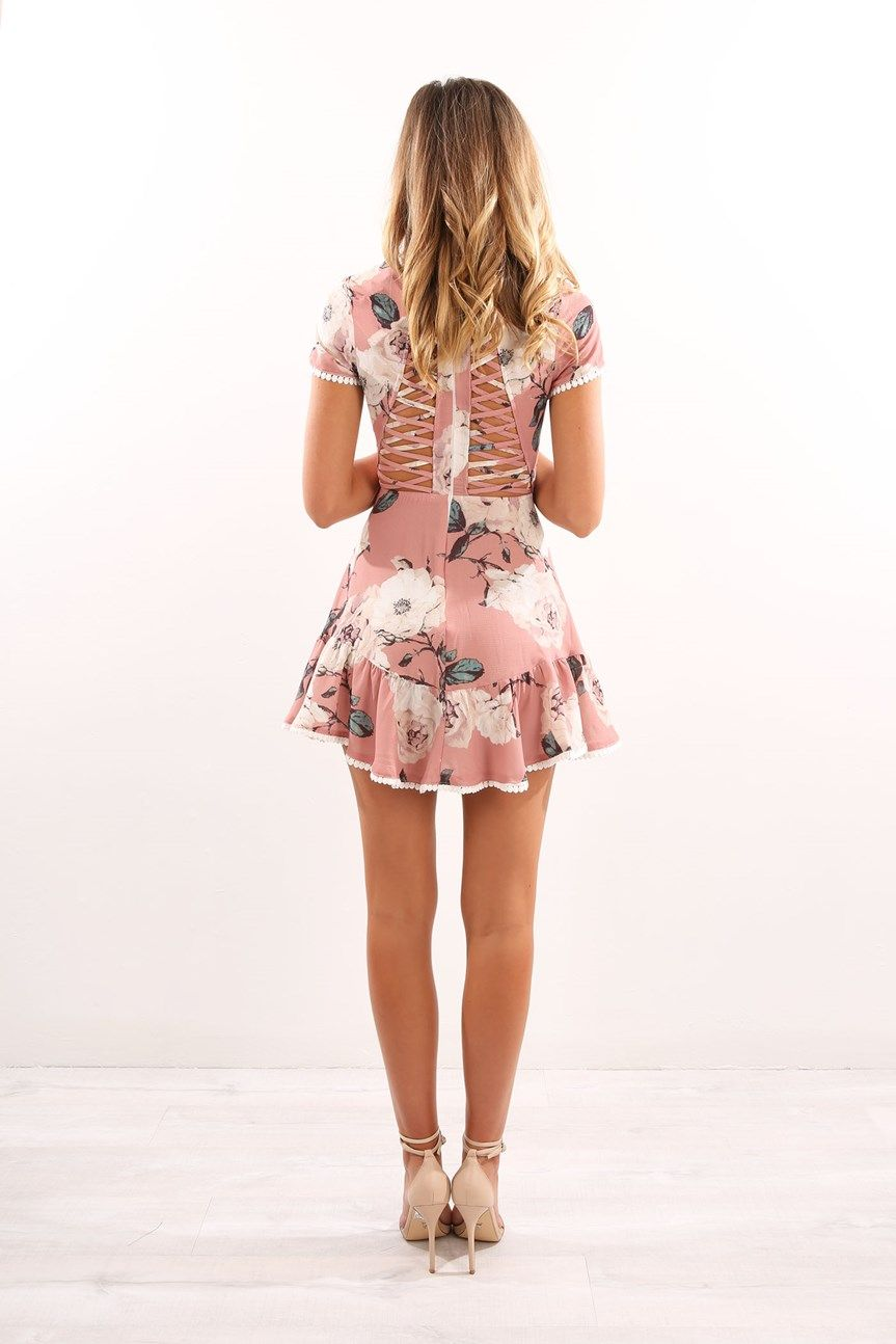 Check out this product from Jean Jail: Unassigned: Choice Dress Pink