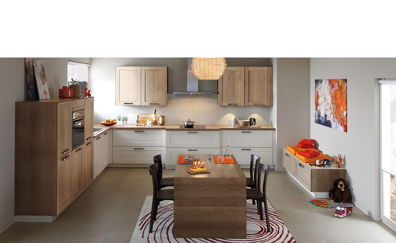 schmidt indian oak cuisine cuisine moderne cuisines. Black Bedroom Furniture Sets. Home Design Ideas