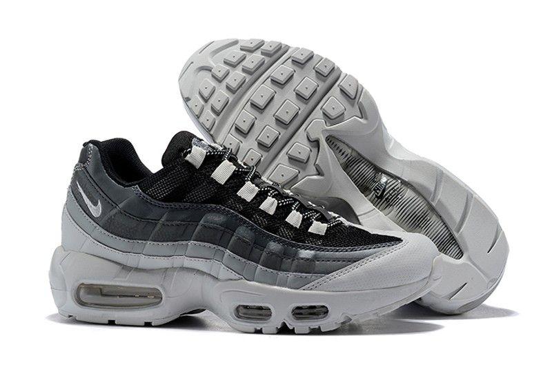 Wolf Damen 95 Premium Billige Nike Air Max Sneakers Schuhe