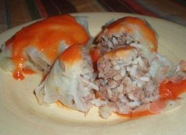 Recipe beef cabbage roll 15 Ideas15