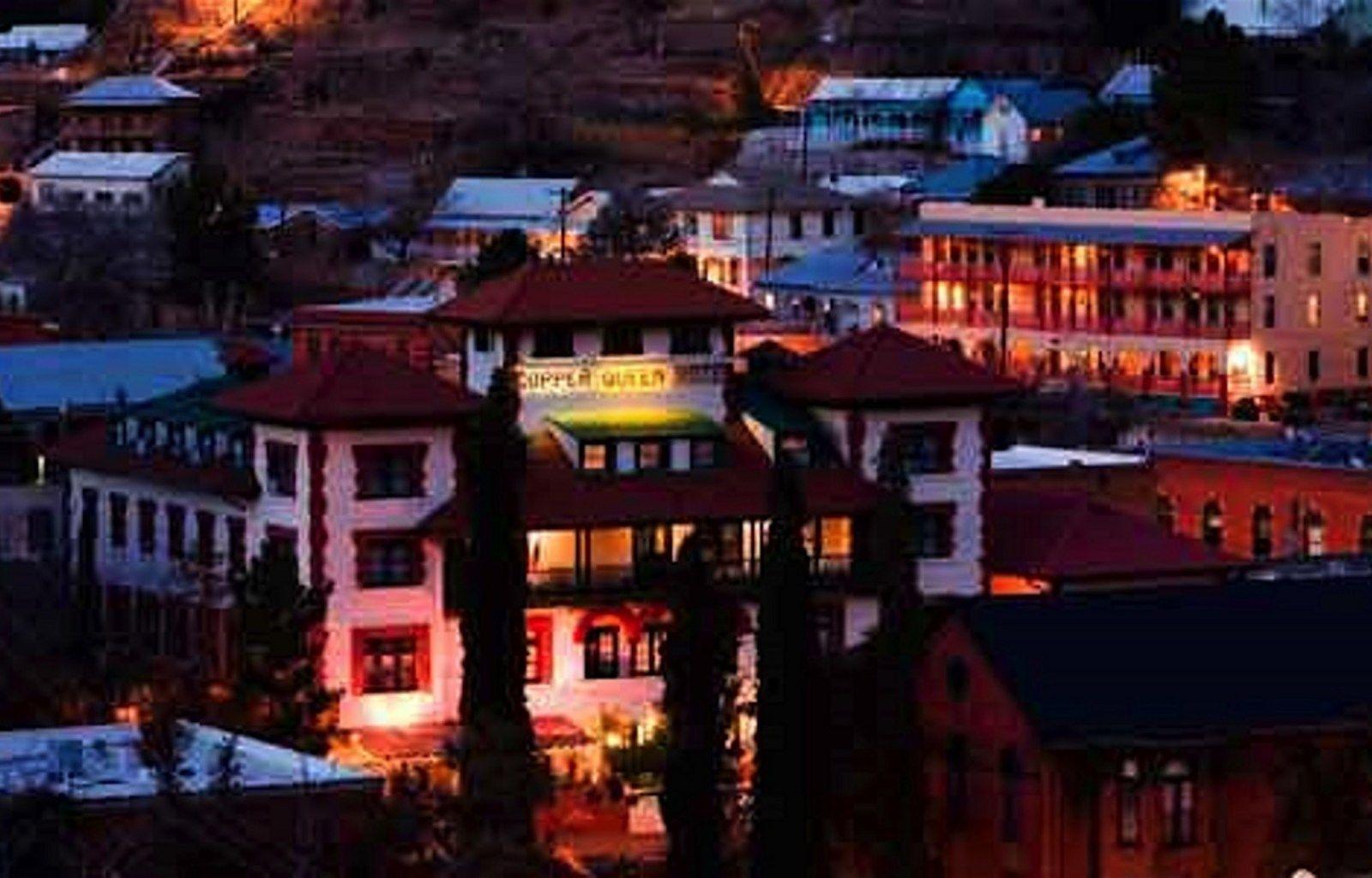 Copper Queen Hotel Bisbee Az