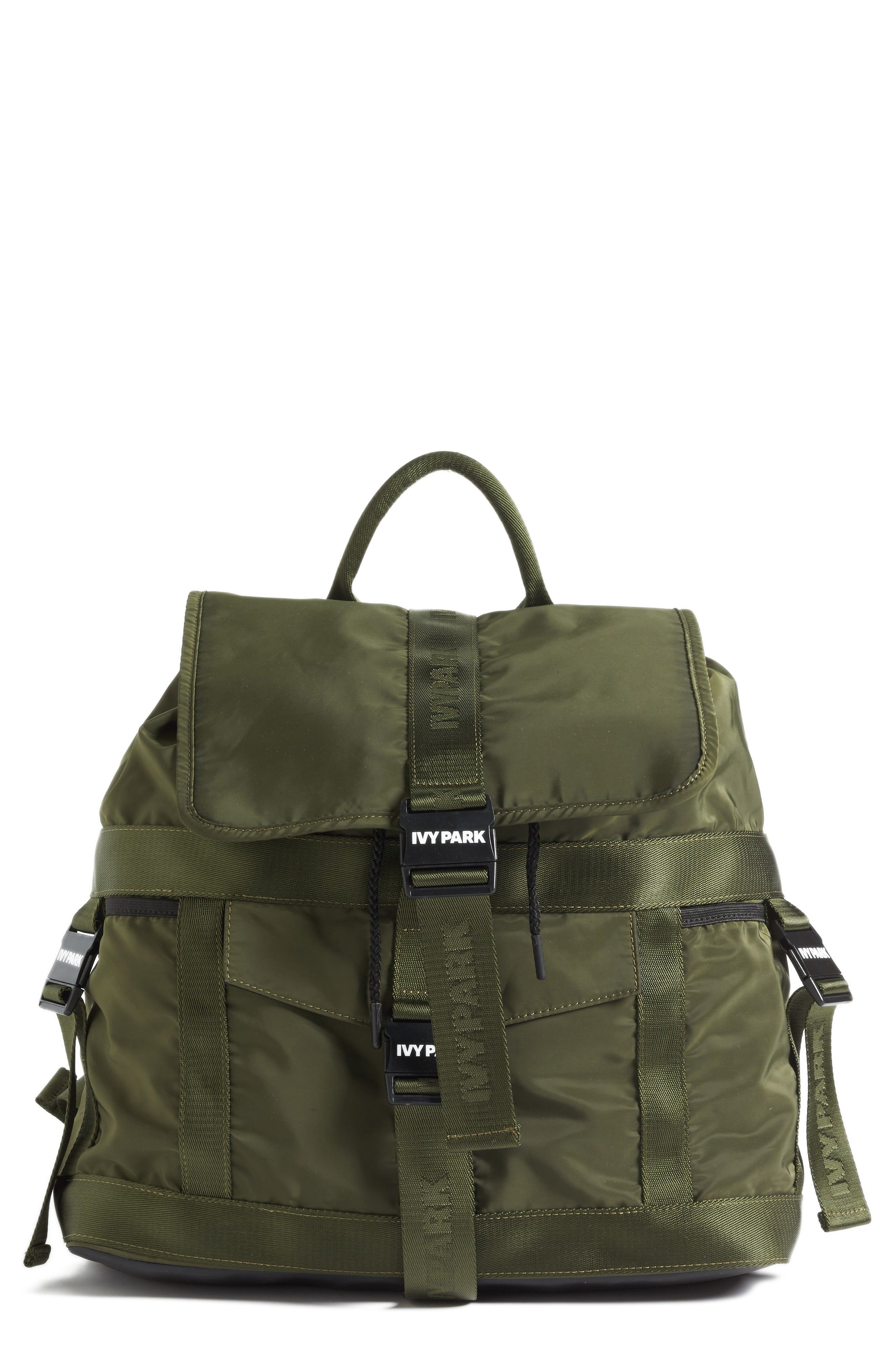 New IVY PARK Parachute Strap Backpack online. Find the great Tumi Bags from  top store. Sku mqzd21132pdgh69048 8a634f1e463cd
