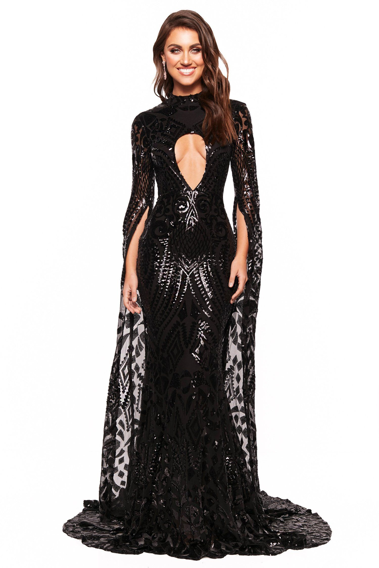 Pin On Sequin Dresses