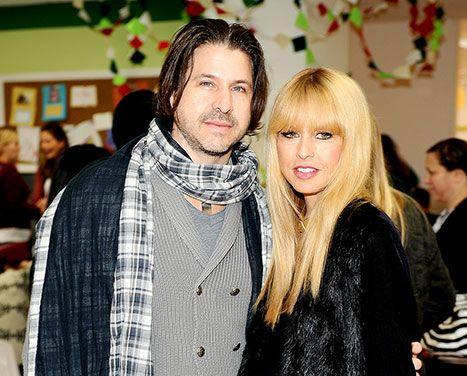 Rachel Zoe and husband Roger Rachel Zoe