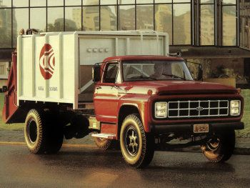 Ford F 13000 1986 87 Camiones