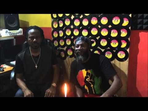 Capleton Exclusive Fire Blazing Interview by wayne Lonesome
