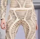 epic woven trousers by : iris van herpen