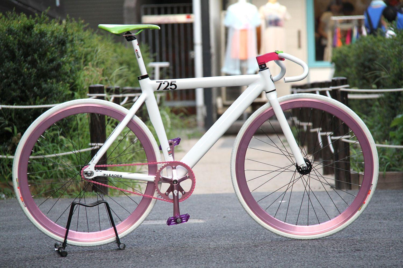 Girl S 725tr Bici Fixie Bicis Bmx Fixie