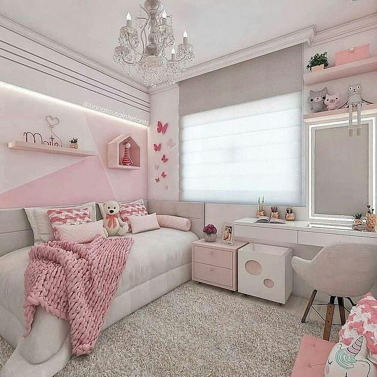 Super Susses Madchenzimmer In 2020 Zimmer Madchen Zimmer Zimmer Einrichten Jugendzimmer