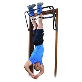 ez up inversion rack pull up bar for door frame - Door Frame Pull Up Bar
