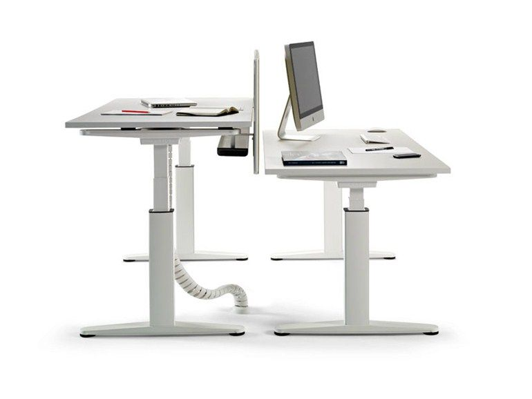 Komfort Kennt Keine Grenzen Hohenverstellbare Schreibtisch Designs Dekoration Stil Tisch Hohenverstellbar Schreibtisch Buro Design