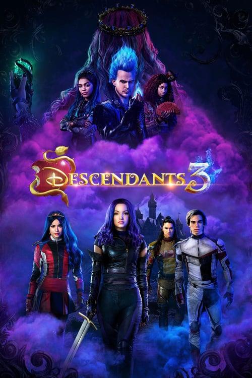 Ver Los Descendientes 3 2019 Pelicula Completa Online Gratis En Español Descendientes 3 Descendientes Películas Completas