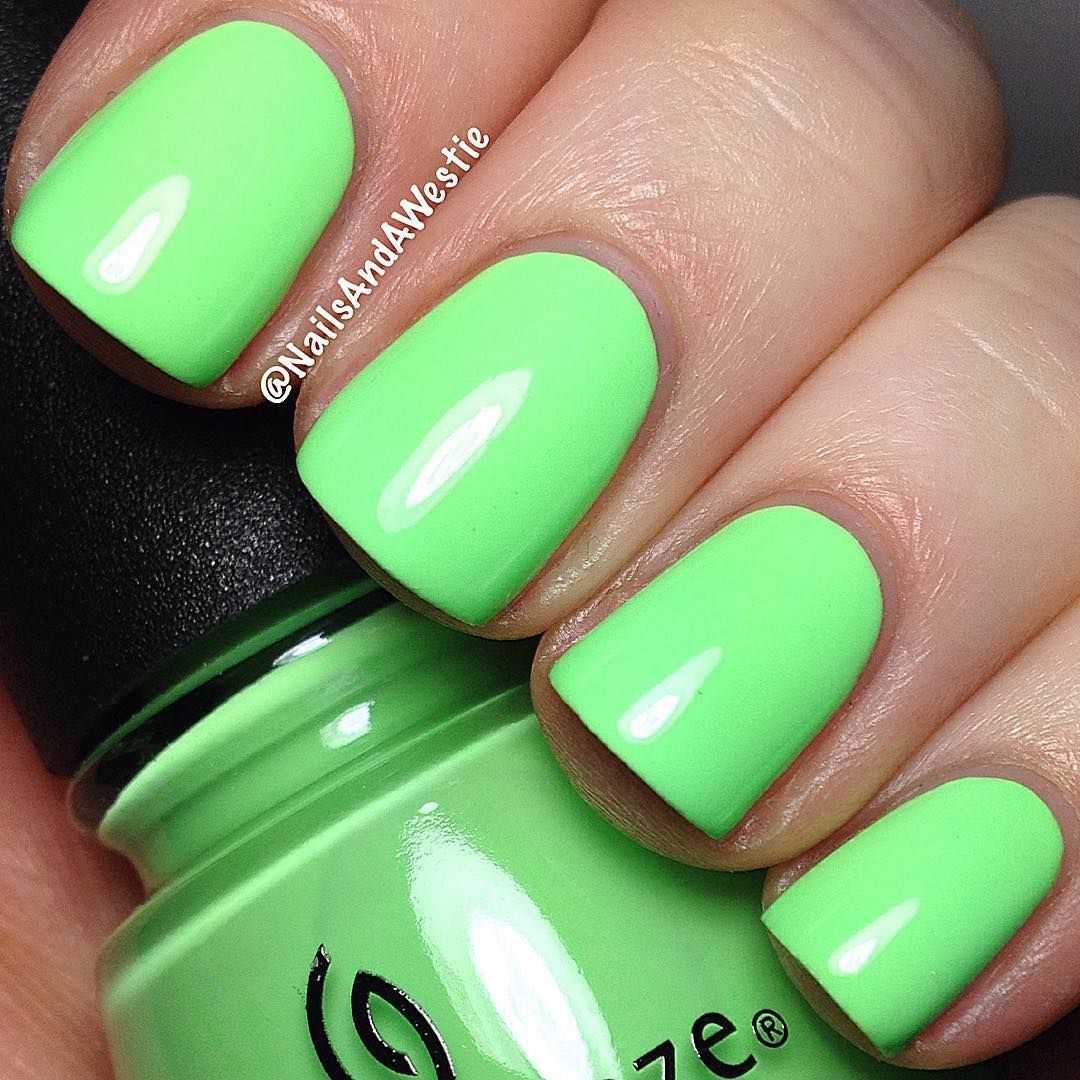 China glaze lime after lime from the summer 2016 lite brites china glaze lime after lime from the summer 2016 lite brites collection beach nailsfabulous nvjuhfo Gallery