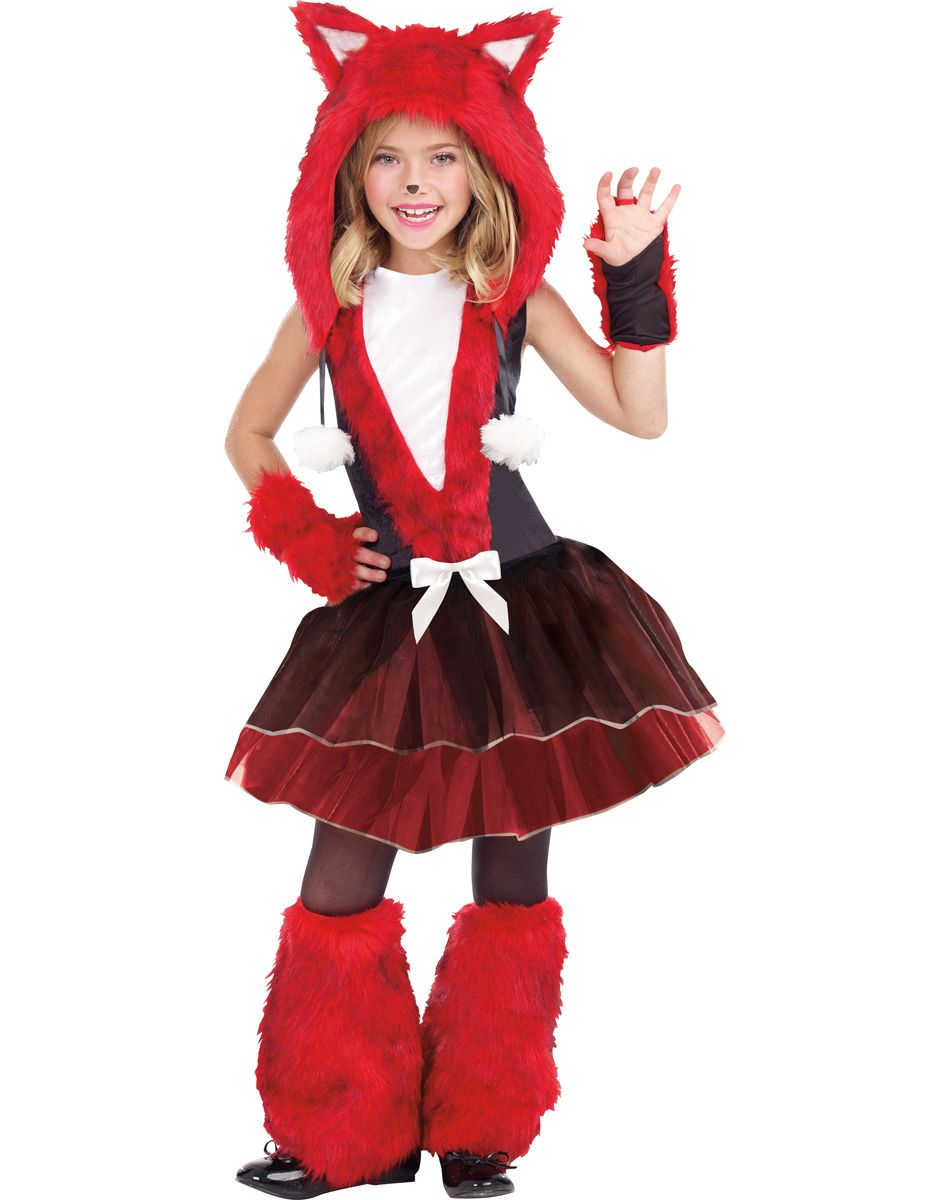 Foxy and Sly Child Costume at Spirit Halloween - You won't need to ...