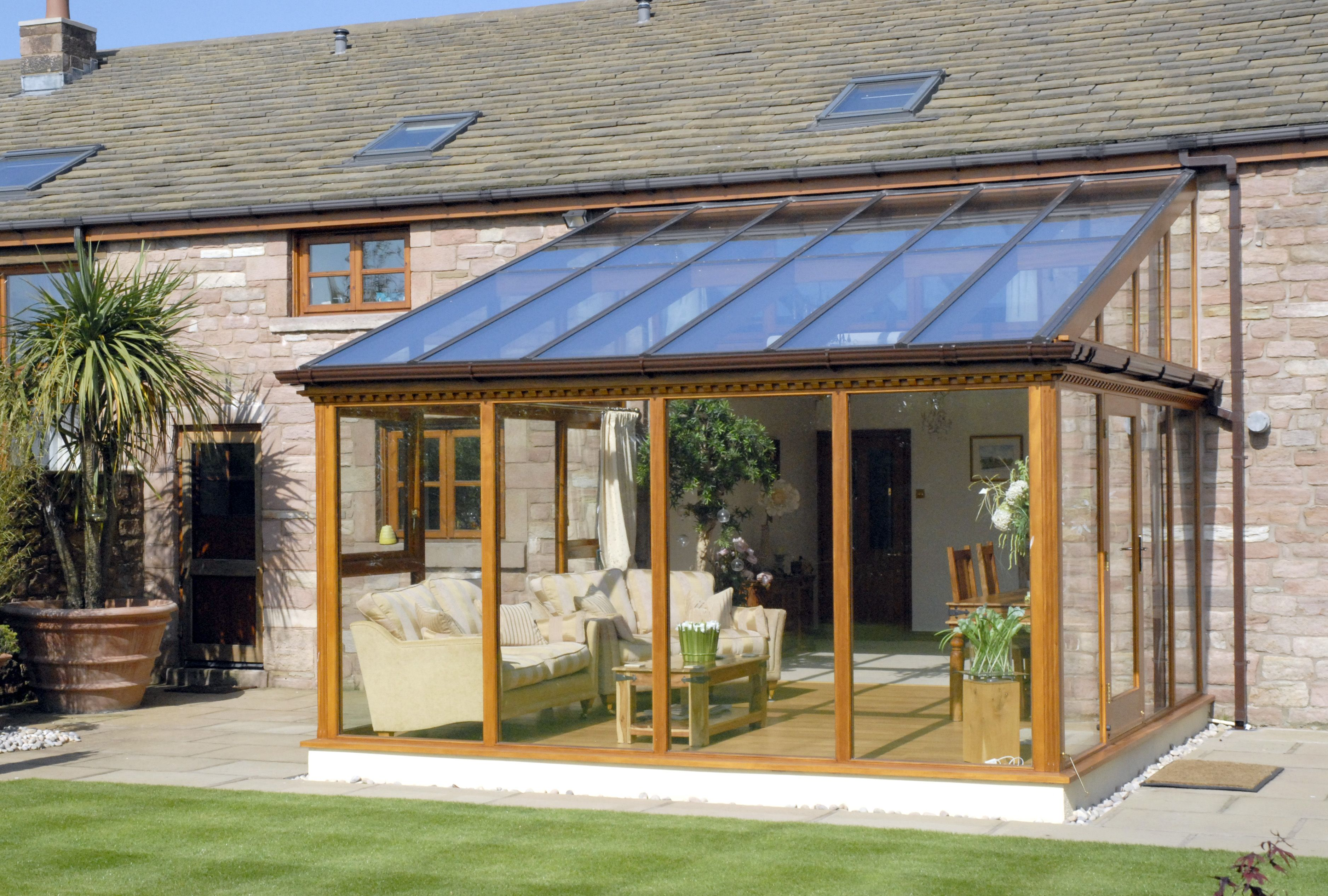 Projects Graham Ball Timber Conservatories Lancashire