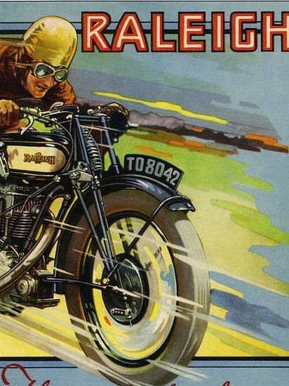 In pictures: Raleigh bicycle posters | Bike poster ...
