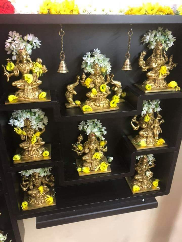 Image Result For Mantras On Pooja Room Door: Goddess Decor Image By Kavitha On Home And Decor