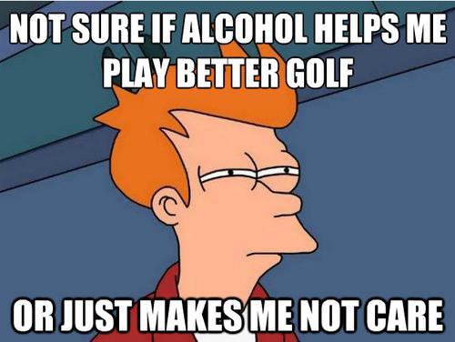 We call it swing oil! #golf #golfhumor #golfmeme | Rock Bottom Golf #rockbottomgolf