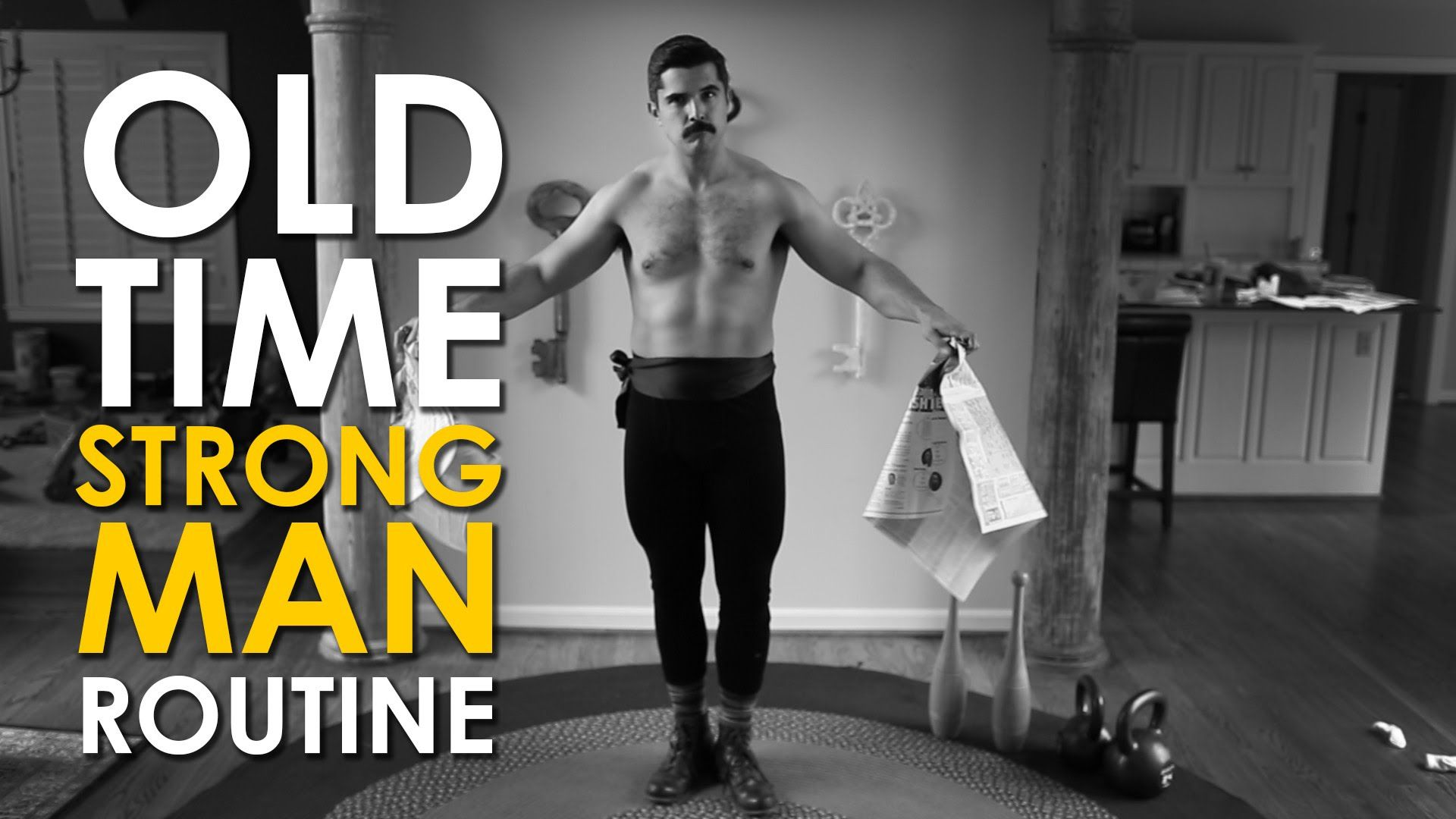 Old Time Strongman Morning Routine The Art Of Manliness Workout Plan For Men Workout Routine Workout Plan Gym