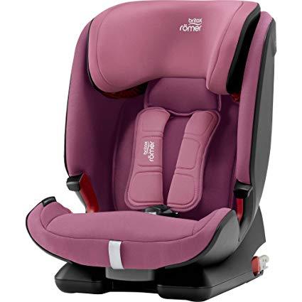 cosmos black KIDFIX SL Autositz Isofix Gruppe 2//3 Britax R/ömer Kindersitz 15-36 kg