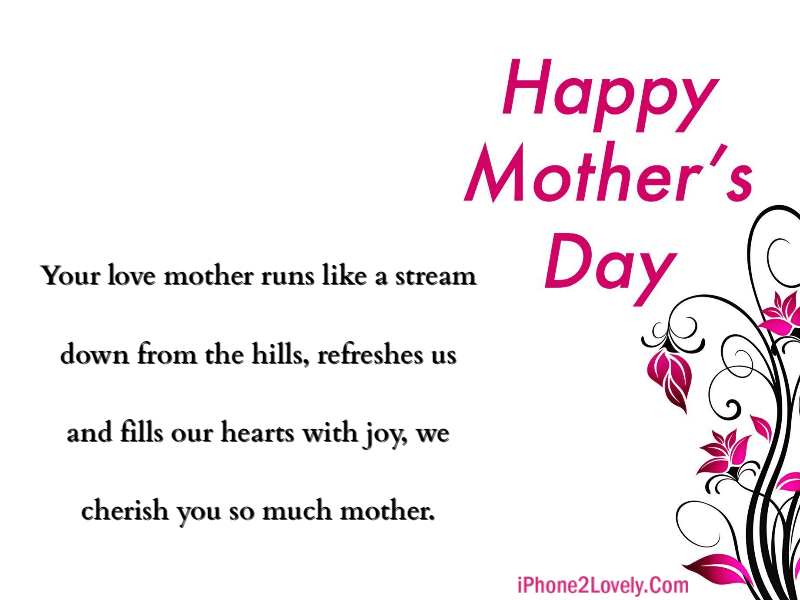 25 Mother's Day Emotional Quotes 2019 to Touch Heart
