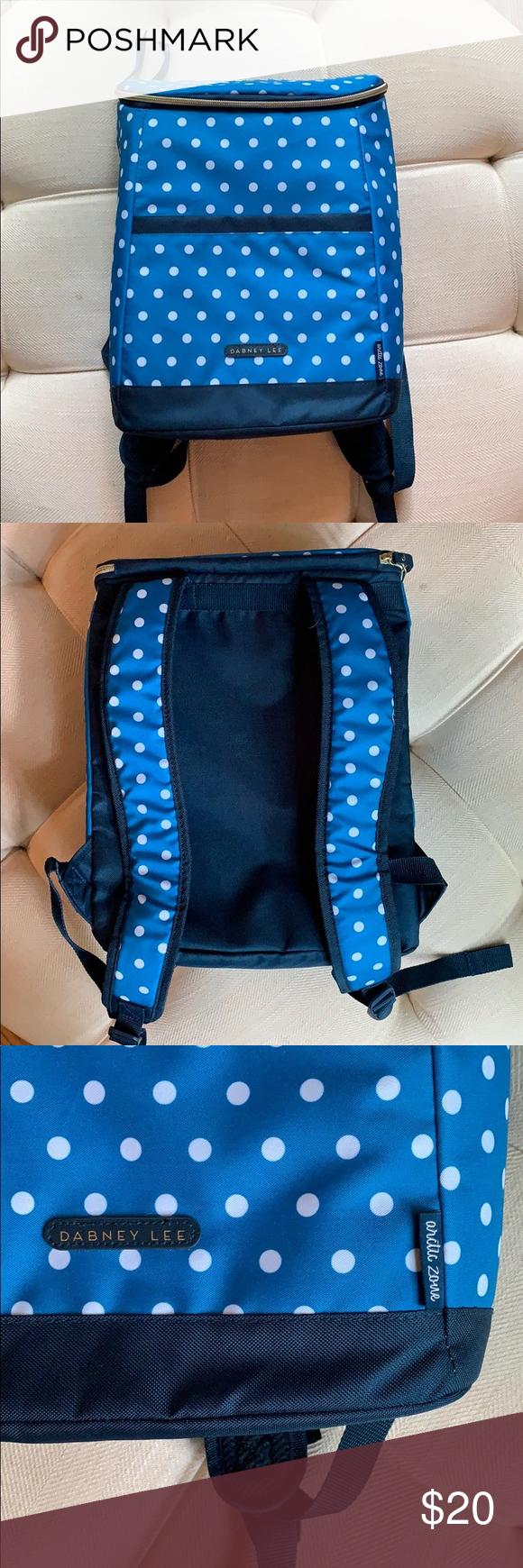 Dabney Lee Cooler Backpack Blue Backpack Women Leather Backpack Pink Backpack