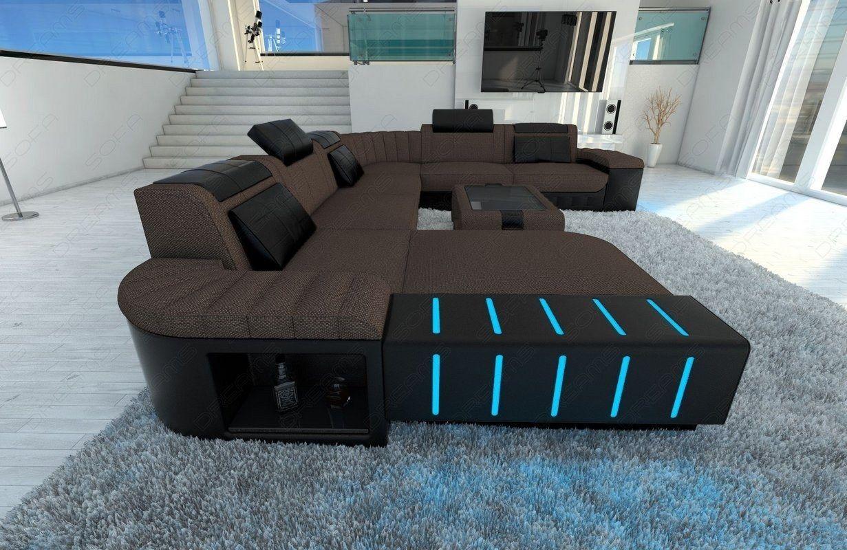 Design Wohnlandschaft Bellagio Xxl In Stoff Stoffsofa In Vielen Farben Luxury Bedroom Design Grey Dining Room Luxurious Bedrooms