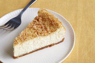 Lemon Sour Cream Cheesecake Recipe Sour Cream Cheesecake Kraft Recipes Lemon Crumb Cake