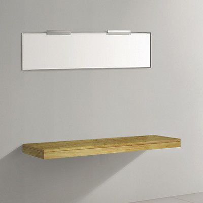 eiche holz waschtischplatte waschplatte waschtischkonsole. Black Bedroom Furniture Sets. Home Design Ideas