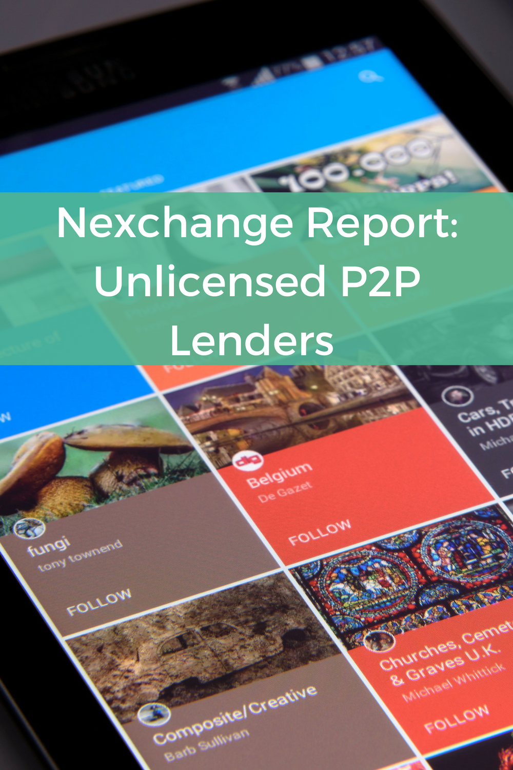 Report More Than Half Of Unlicensed P2p Lenders In Indonesia Are From China Peer To Peer Lending P2p Lending Financial Services