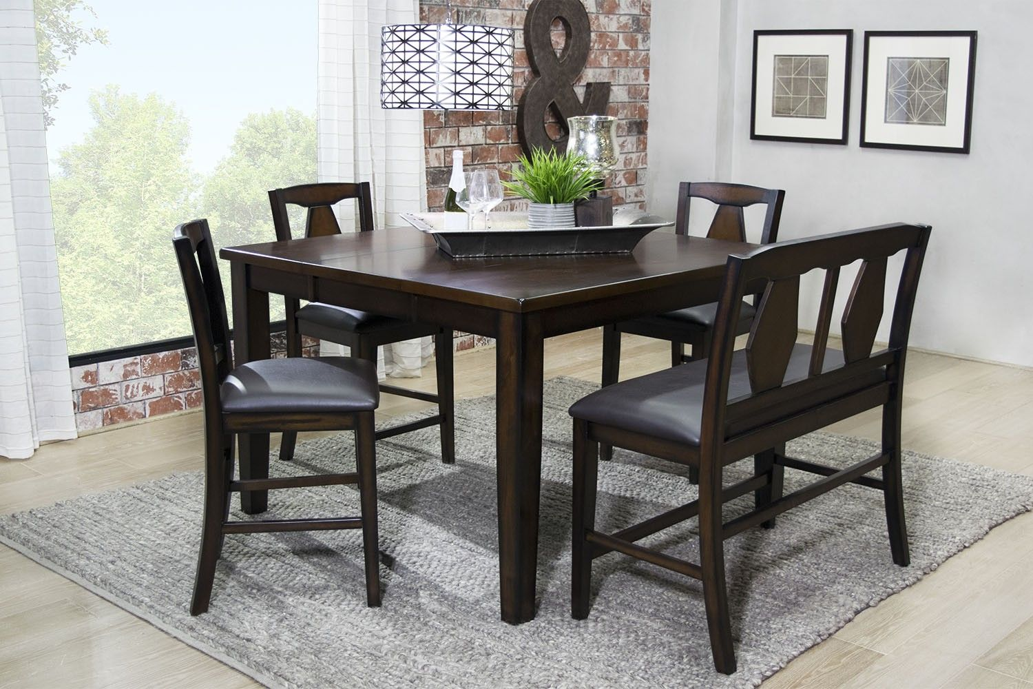Charmant Mor Furniture For Less: The Napa Dining Room | Mor Furniture For Less