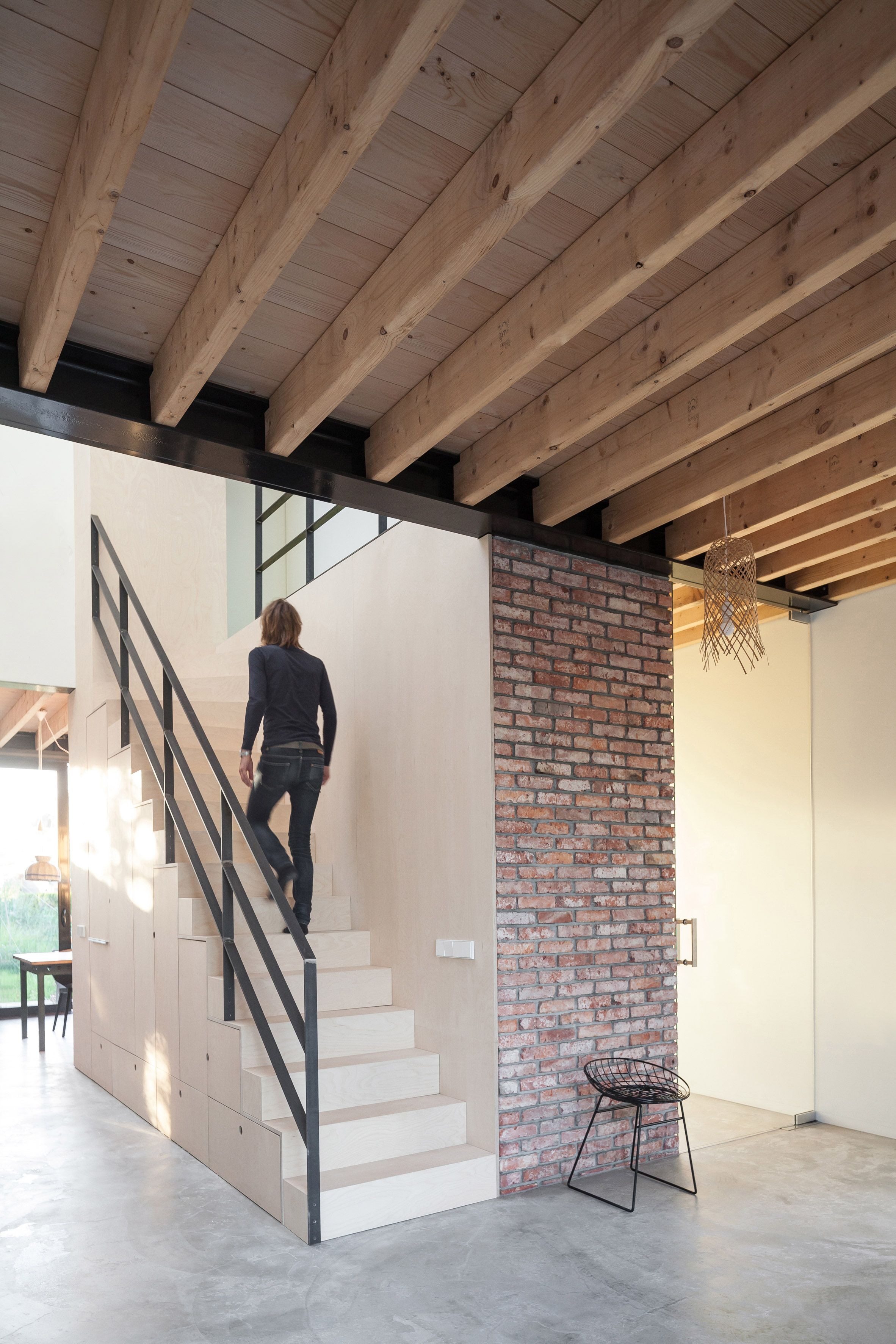 Awesome Dutch Architect Chris Collaris Has Completed A House In Amsterdam Clad  Entirely In Blackened Timber And
