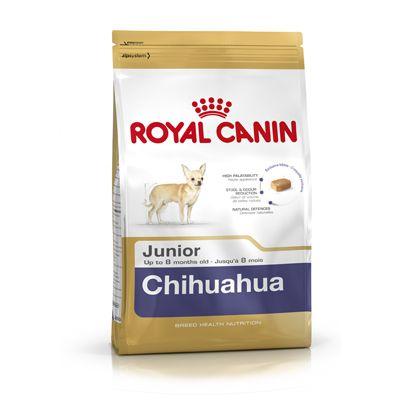 Royal Canin Chihuahua Junior 1 5 Kg 21 40 Www Maskotstore Com