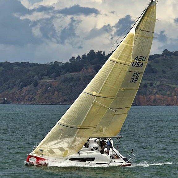 My clients #jeanneau3200sunfast #sunfast #jeanneau #sailboat #ianvantuyl #ianvantuylyachtbroker #ivtyachtsales by ivtyachtsales
