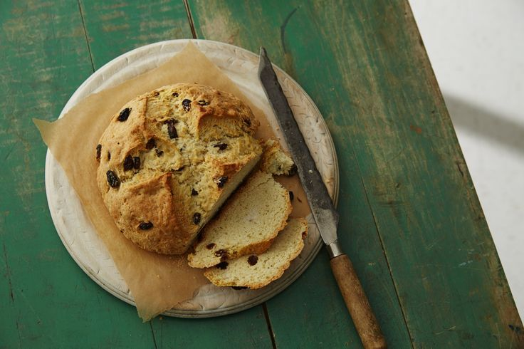 You don't have to be Irish to enjoy this classic quick bread! Easy to make and tasted great! I doubled the raisins--the kids were asking for more, says Betty member nikico.
