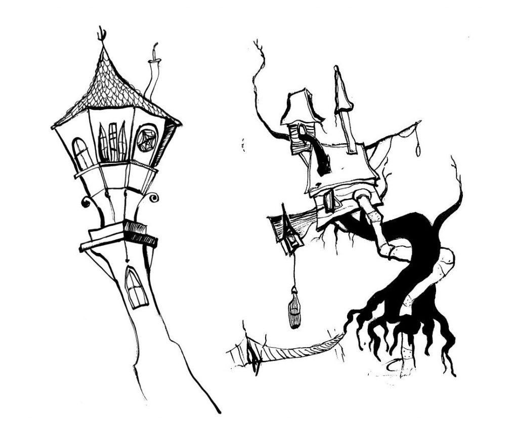 Adult Halloween The Nightmare Before Christmas Coloring Pages ... | 838x1024