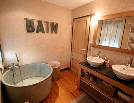 Emejing Salle De Bain Scandinave A Rennes Pictures - lalawgroup.us ...