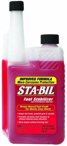 13 57 20 99 Gold Eagle Sta Bil Fuel Stabilizer Keeps Fuel Fresh For Quick Easy Starts After Storage It Removes Water To Preve Fuel Storage Fuel Ethanol Fuel