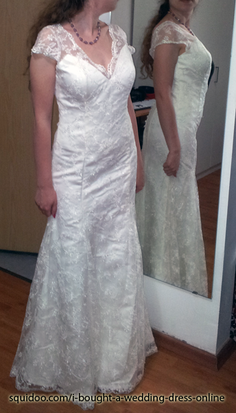 I Bought A Wedding Dress From China