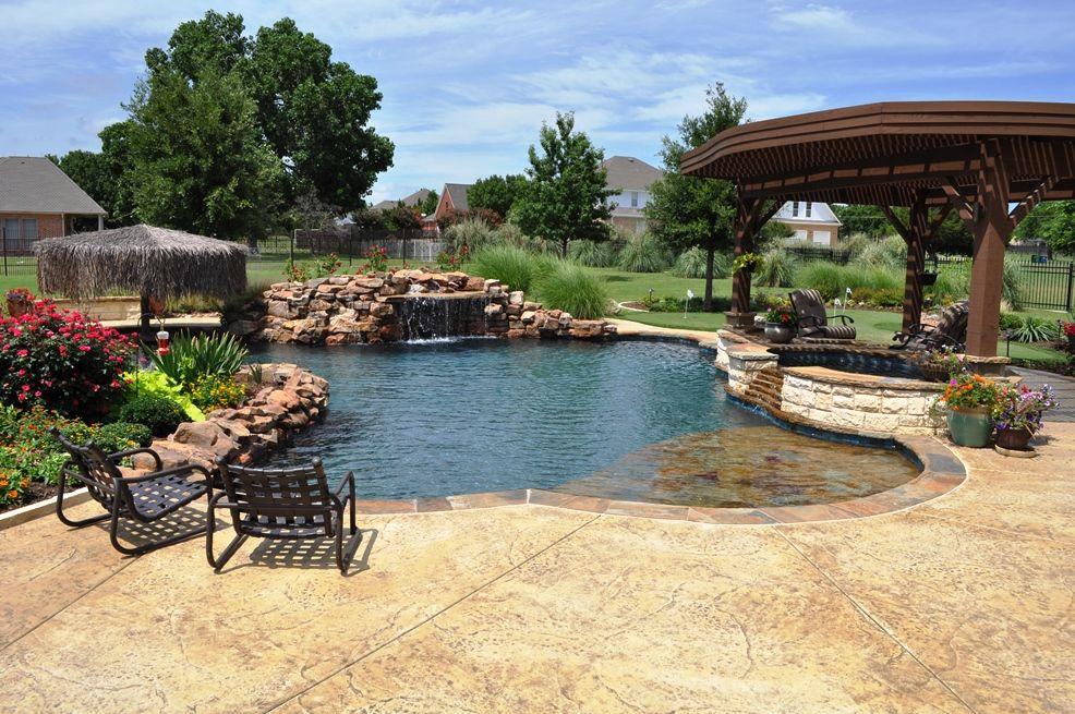 Dallas Texas Swimming Pools And Spas Photos Inground